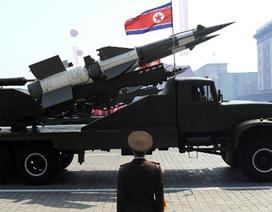 """""""Triều Tiên sẵn sàng thử hạt nhân lần 4"""""""