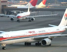 Máy bay Trung Quốc liên tục va phải chim
