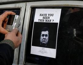 Ông Yanukovych được hộ tống tới Nga bằng máy bay chiến đấu