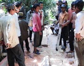 Một người Việt tại Campuchia bị đánh hội đồng đến chết