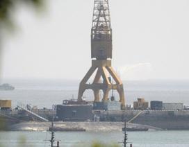 2 thủy thủ Ấn Độ chết vì hít phải khói độc trên tàu ngầm