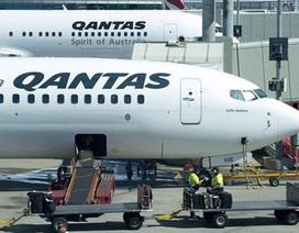 2 máy bay Qantas đụng nhau tại Los Angeles