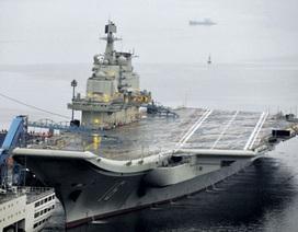 Mỹ chớ xem nhẹ xu thế tăng chi phí quân sự của Trung Quốc