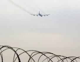 Máy bay ném bom B-52 của Mỹ lượn trên bán đảo Triều Tiên