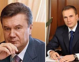 Thụy Sĩ mở điều tra hình sự với ông Yanukovych, đóng băng các tài sản