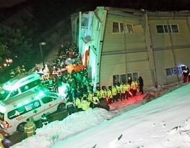Hàn Quốc: Sập nhà nghỉ dưỡng, 10 sinh viên thiệt mạng