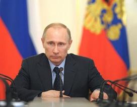 Nín thở đoán động thái tiếp theo của Putin