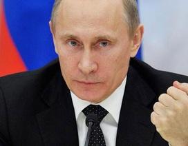 Putin phê chuẩn dự thảo hiệp ước sáp nhập Crimea vào Nga