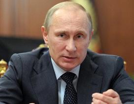 Tổng thống Nga Putin: Vụ phế truất ông Yanukovych là bất hợp pháp