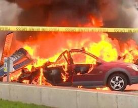 Trực thăng truyền hình gặp nạn ở Mỹ, 2 người chết