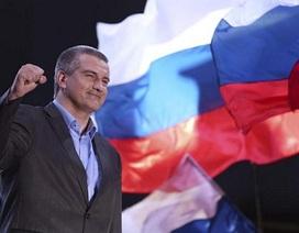 Crimea tuyên bố độc lập khỏi Ukraine, xin sáp nhập vào Nga