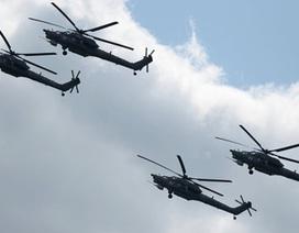 Mỹ, Nga đứng đầu thế giới về xuất khẩu vũ khí