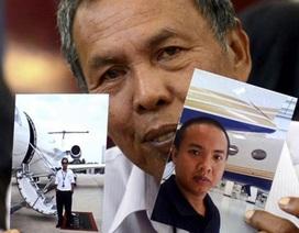 Malaysia điều tra kỹ sư hàng không trên máy bay mất tích