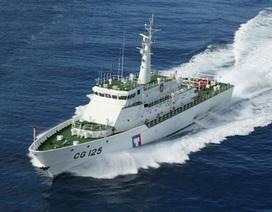 Đài Loan bắt tàu cá Trung Quốc sau vụ rượt đuổi như phim