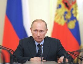 Putin sẽ phát biểu trước quốc hội Nga về Crimea