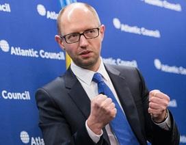 Ukraine ký hiệp định liên kết với EU