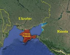 """Hệ lụy từ """"trò chơi khắc nhập, khắc xuất"""" của Crimea"""