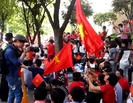 Người Việt tại Hàn Quốc xuống đường phản đối Trung Quốc