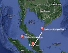 Malaysia mở rộng vùng tìm kiếm máy bay mất tích ra hàng trăm km