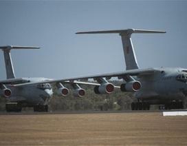 Trung Quốc phát hiện các vật thể khả nghi trong vùng tìm kiếm MH370
