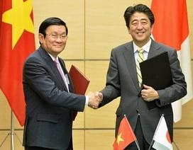 Những ngày bận rộn của Chủ tịch Trương Tấn Sang tại Nhật Bản