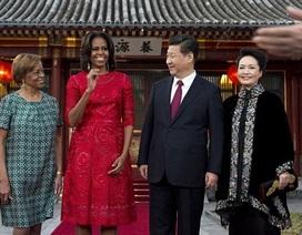 """Trung Quốc """"chiến thắng trong cuộc đấu của các đệ nhất phu nhân"""""""