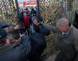 Ukraine sẽ rút quân khỏi bán đảo Crimea