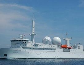 Tàu trinh sát Pháp âm thầm vào Biển Đen?