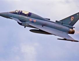 Máy bay ném bom Nga áp sát không phận Anh