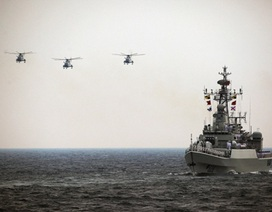 Trung Quốc mơ đuổi kịp Mỹ về sức mạnh quân sự