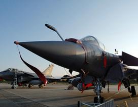 Pháp điều 4 máy bay chiến đấu tuần tra vùng trời Baltic