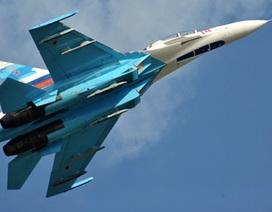 Nga bác tin chiến đấu cơ vi phạm không phận Ukraine