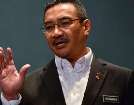 """Bộ trưởng Malaysia bị chỉ trích vì gọi MH370 là """"phúc trong họa"""""""