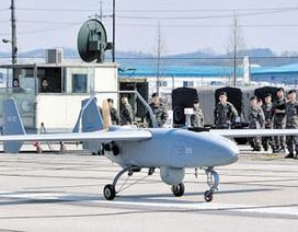 """Hàn Quốc khoe máy bay do thám tự chế sau """"bão"""" chỉ trích"""