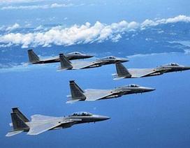 Máy bay Nhật xuất kích 415 lần chặn máy bay Trung Quốc