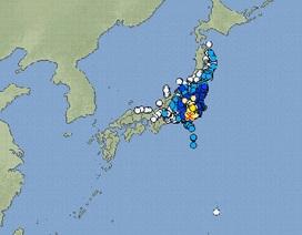Tokyo rung chuyển vì động đất mạnh 6 độ richter, 17 người bị thương