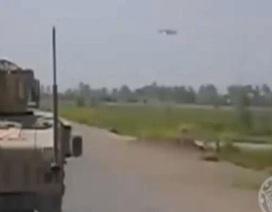 """Thực hư video """"đĩa bay"""" tấn công quân Taliban ở Afghanistan"""