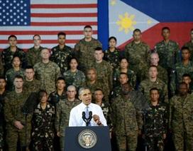 Mỹ, Philippines tập trận sau cam kết của Obama