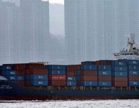 Tàu hàng Trung Quốc chìm gần Hồng Kông, 12 người mất tích