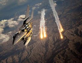 """Mỹ đẩy mạnh không kích IS tại """"cửa ngõ châu Âu"""""""