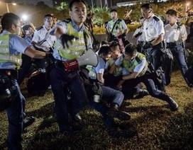 Hồng Kông: Cảnh sát bắt người biểu tình sau các vụ đụng độ