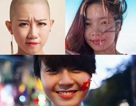 4 cô nàng nổi tiếng vì hành động táo bạo năm 2014