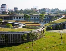 Nhà trẻ Việt Nam lọt top 10 công trình giáo dục thế giới 2014