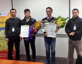 28 sinh viên nhận học bổng Kết nối năm học 2014-2015