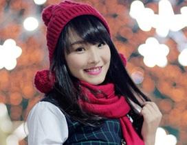 """Hoa khôi Nhật Lệ: """"2014 là năm may mắn nhất"""""""