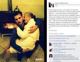 Thanh niên Italy gây sốt cộng đồng mạng vì bức ảnh bế bà nội