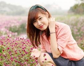 """Vườn hoa đẹp nhất Hà Nội """"hút"""" chân giới trẻ Hà thành"""