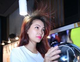 Cơn sốt tóc dựng lan tỏa đến  giới trẻ Hà Thành