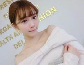 Vẻ đẹp hút hồn của nàng showgirl đẹp nhất Trung Quốc