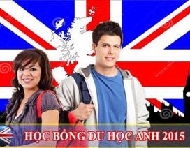 Học bổng du học Anh 9/2015 - Tặng 530 USD lệ phí xin visa
